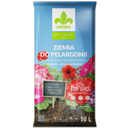 KRONEN® Ziemia do pelargonii